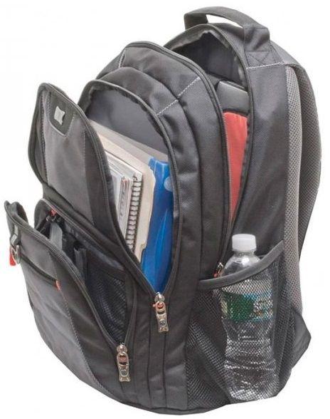 """Рюкзак для ноутбука Wenger Pillar 16"""" (600633) Black/Grey от Територія твоєї техніки - 3"""