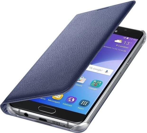 Чехол-книжка Samsung A510 EF-WA510PBEGRU Black - 1