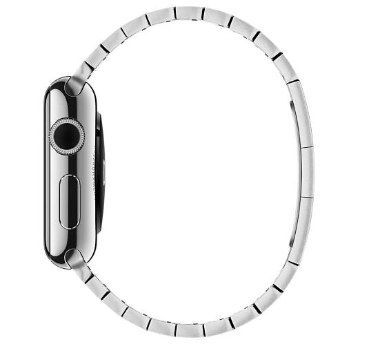 Ремешок Link Bracelet для Apple Watch 38мм (MJ5G2) Silver - 3