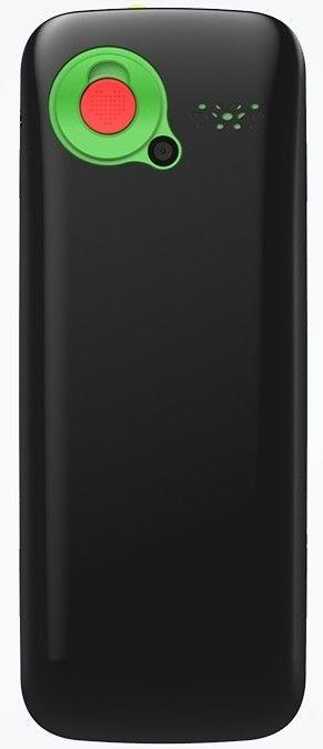 Мобильный телефон Sigma mobile Comfort 50 Mini3 Black-Green - 1