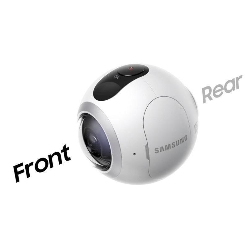 Сферическая камера Samsung Gear 360 - 2