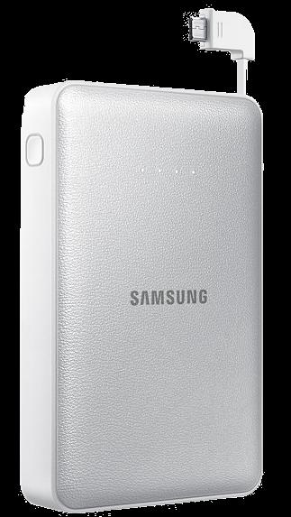 Портативная батарея Samsung EB-PN915B 11300 mAh Silver (EB-PN915BSRGRU) - 1