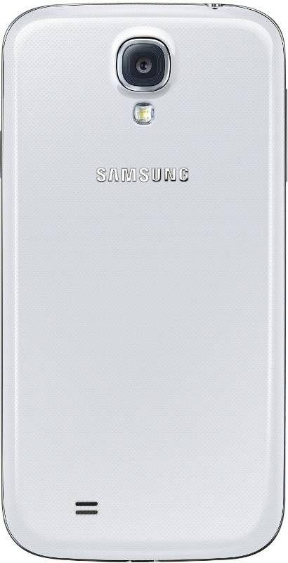 Мобильный телефон Samsung I9500 Galaxy S4 White Frost - 2