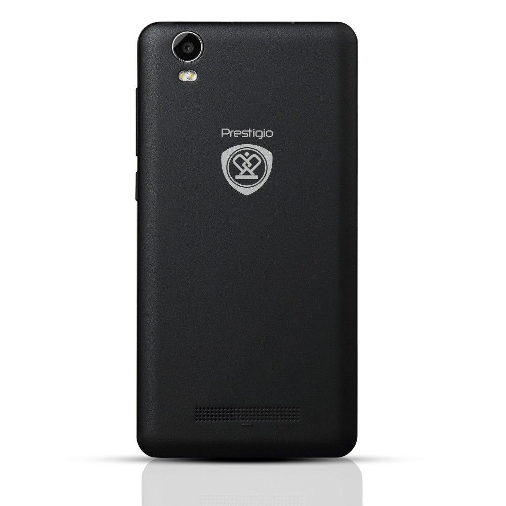 Мобильный телефон Prestigio 3506 Dual Black - 3