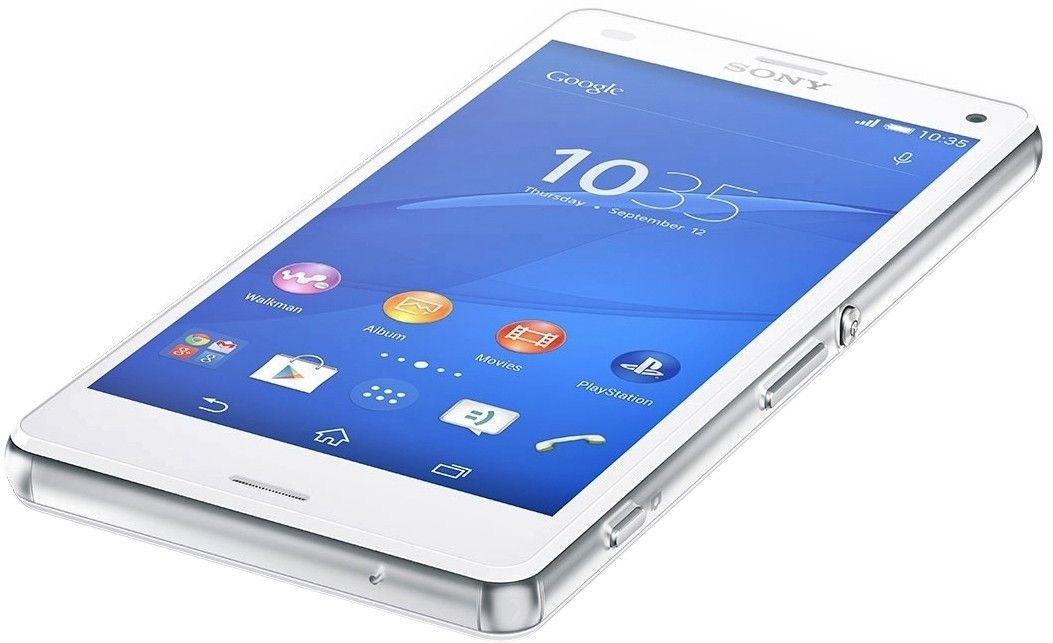 Мобильный телефон Sony Xperia Z3 Compact D5803 White - 1
