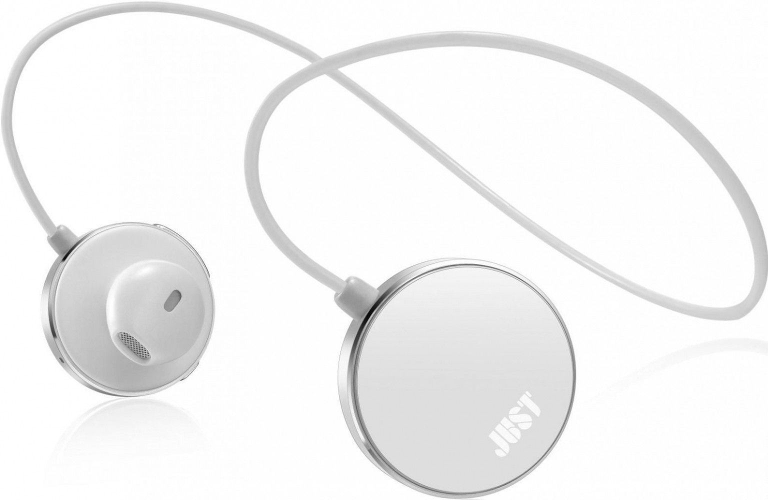 Наушники Just Soul Bluetooth Headset White (SL-BLTH-WHT) - 1