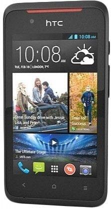 Мобильный телефон HTC Desire 210 Dual Sim Black - 1
