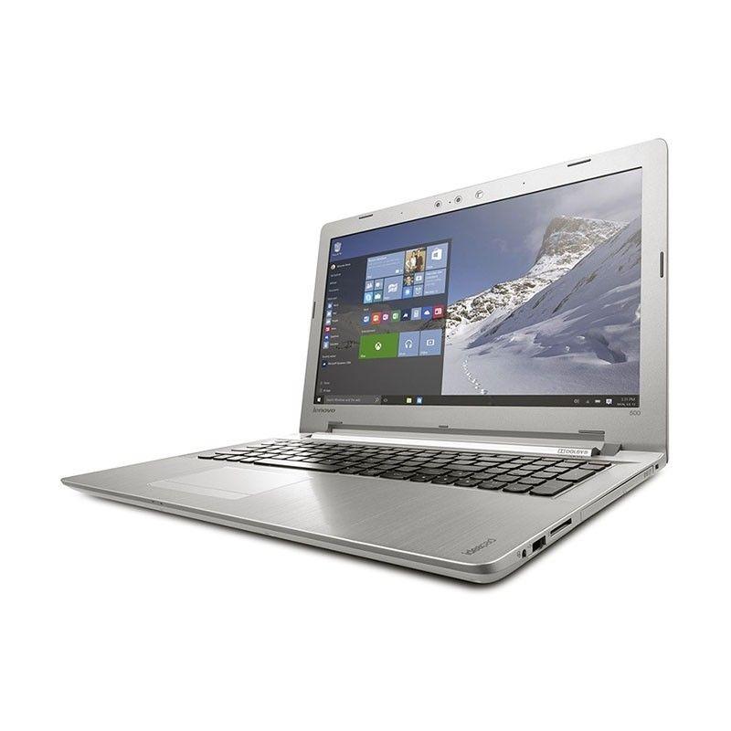 Ноутбук Lenovo IdeaPad 500-15 (80NT00BRUA)  - 2