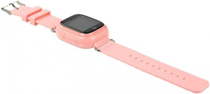 Детские телефон-часы с GPS трекером Motto TD-02s (SK-003PK) Pink