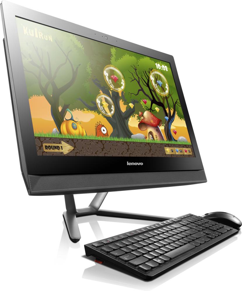 Моноблок Lenovo C50-30 (F0B10067RK) Black - 3