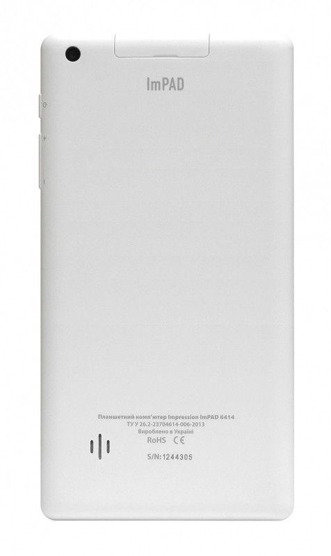 Планшет Impression ImPad 6414 White - 3