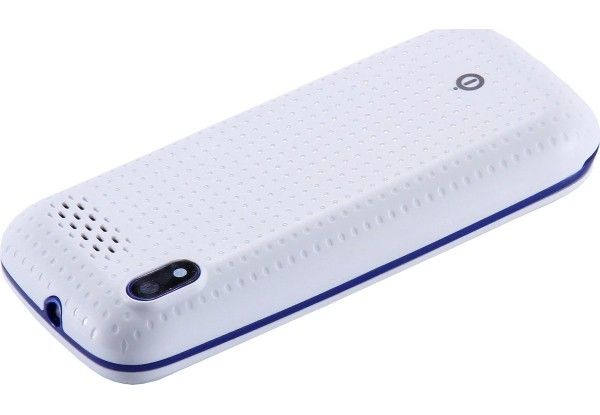 Мобильный телефон Nomi i181 White-Blue - 3