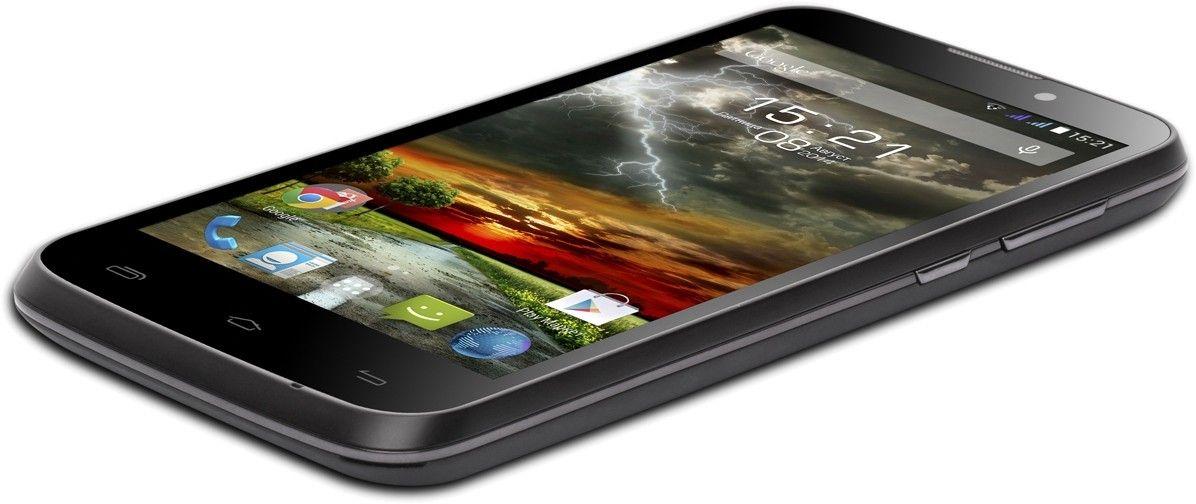 Мобильный телефон Fly IQ4502 Quad Era Energy 1 Black - 3