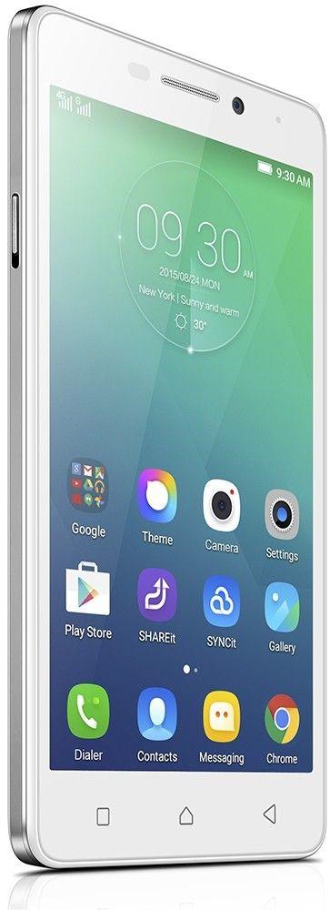 Мобильный телефон Lenovo VIBE P1m White - 2