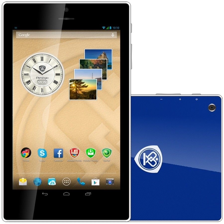 Планшет Prestigio MultiPad Color 7.0 3G Blue (PMT5777_3G_D_BL) - 3