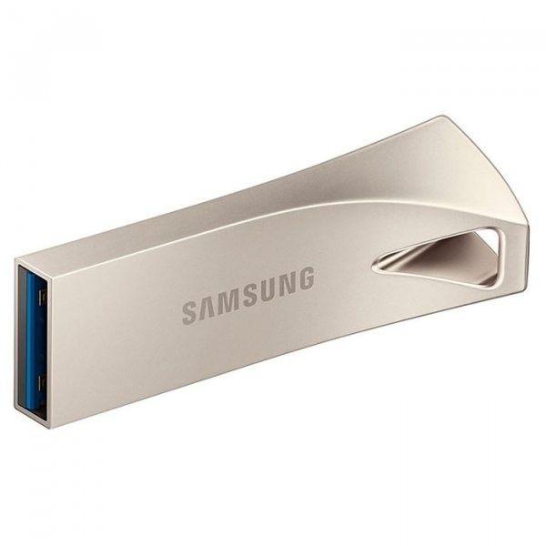 USB флеш накопитель Samsung Bar Plus USB 3.1 128GB (MUF-128BE3/APC) Silver от Територія твоєї техніки - 2