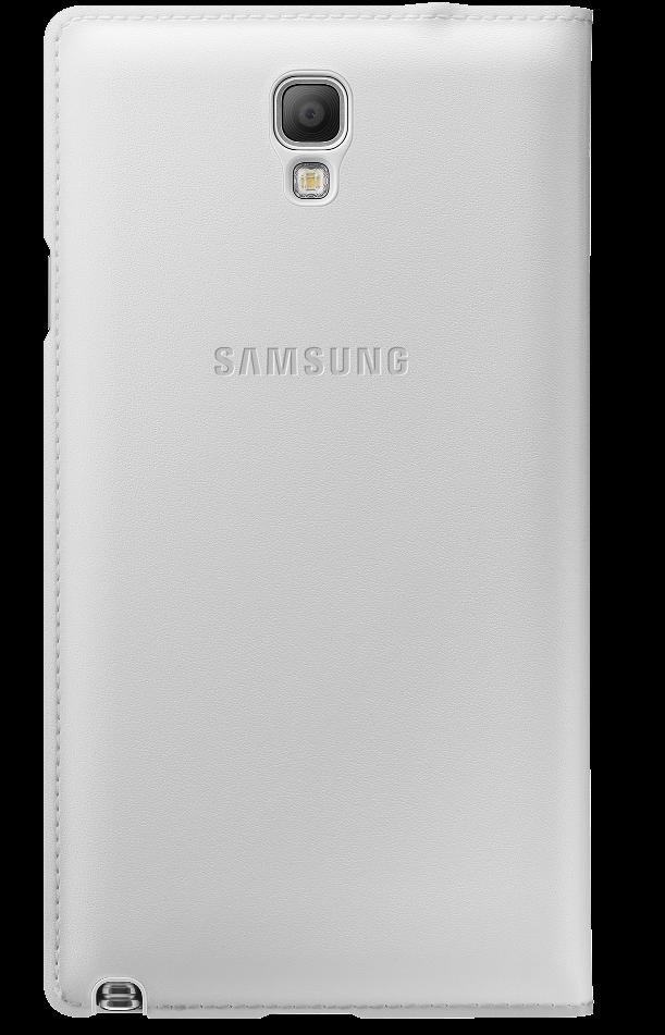 Чехол Samsung S View EF-CN750BWEGRU White для Galaxy Note 3 Neo - 1
