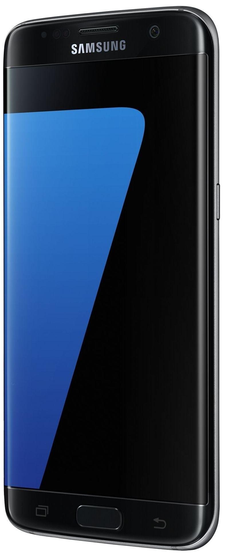 Мобильный телефон Samsung Galaxy S7 Edge Duos G935 (SM-G935FZKUSEK) Black - 1