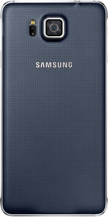 Мобильный телефон Samsung Galaxy Alpha G850F Charcoal Black - 1