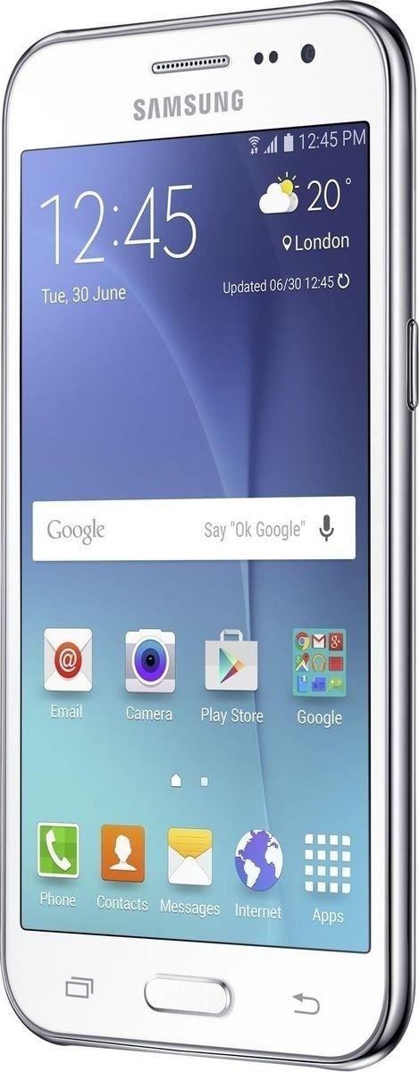 Мобильный телефон Samsung Galaxy J2 Duos J200H White - 3