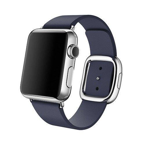 Ремешок Modern для Apple Watch 38мм (MJ5A2/MJ5C2) Midnight Blue - 2