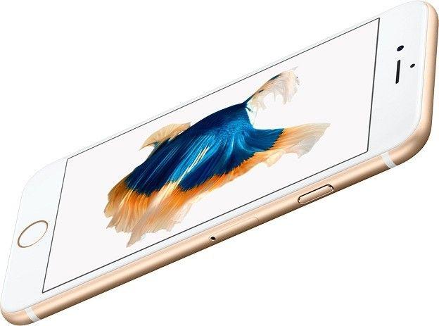 Мобильный телефон Apple iPhone 6S 16GB Gold - 2