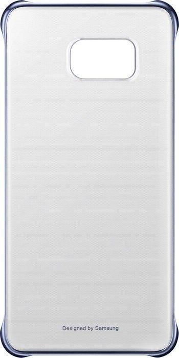 Чехол Samsung Clear Cover для Samsung Galaxy S6 edge+ BlueBlack (EF-QG928CBEGRU) - 2