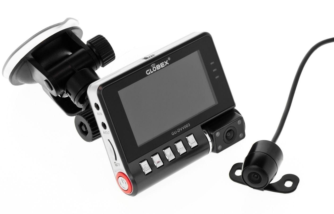 Видеорегистратор Globex GU-DVV003 - 3