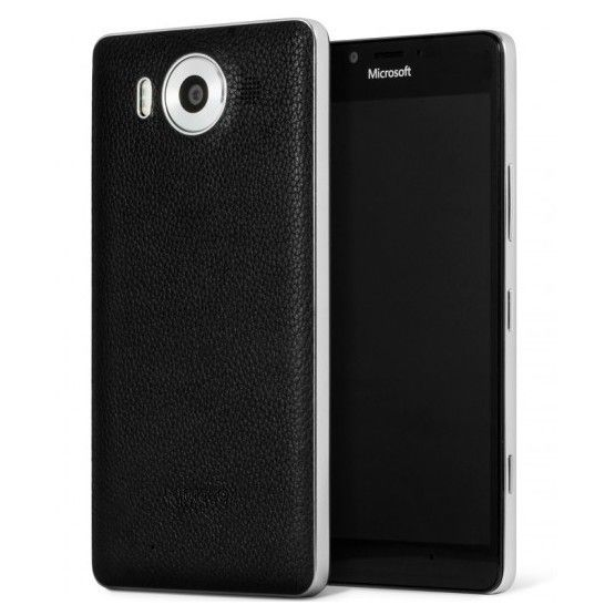 Чехол Mozo Back cover для Lumia 950 - 1