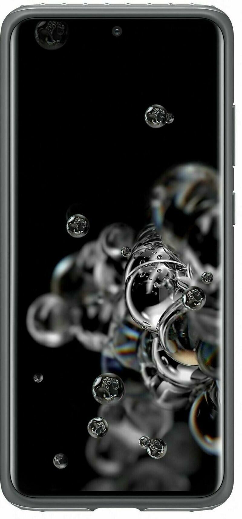 Накладка Samsung Protective Standing Cover для Samsung Galaxy S20 Ultra (EF-RG988CSEGRU) Silver от Територія твоєї техніки - 2
