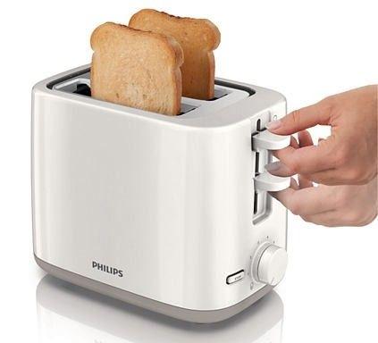 Тостер PHILIPS HD2595/00 Белый - 1