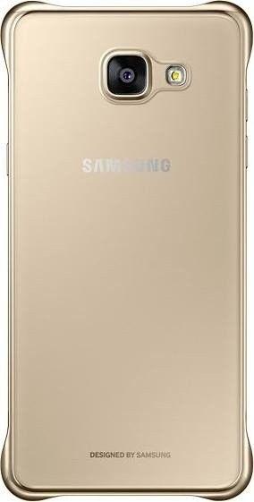Чехол Samsung A510 EF-QA510CFEGRU Gold - 1