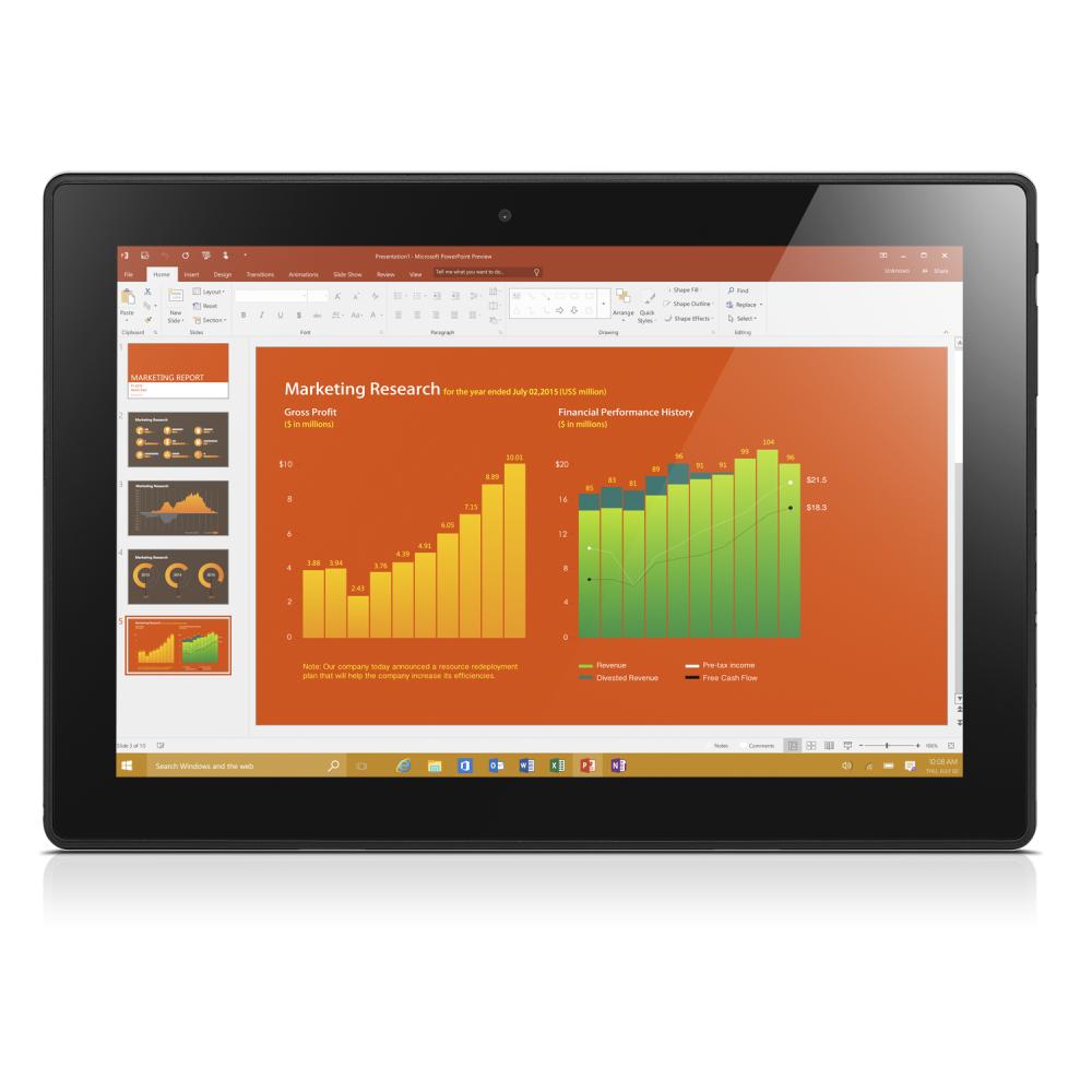 "Ноутбук Lenovo IdeaPad MiiX 310 10,1"" 32GB - 1"