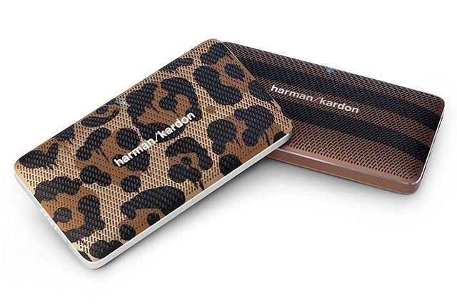 Портативная акустика Harman/Kardon Esquire Mini COACH Limited Edition Versity Stripe - 1