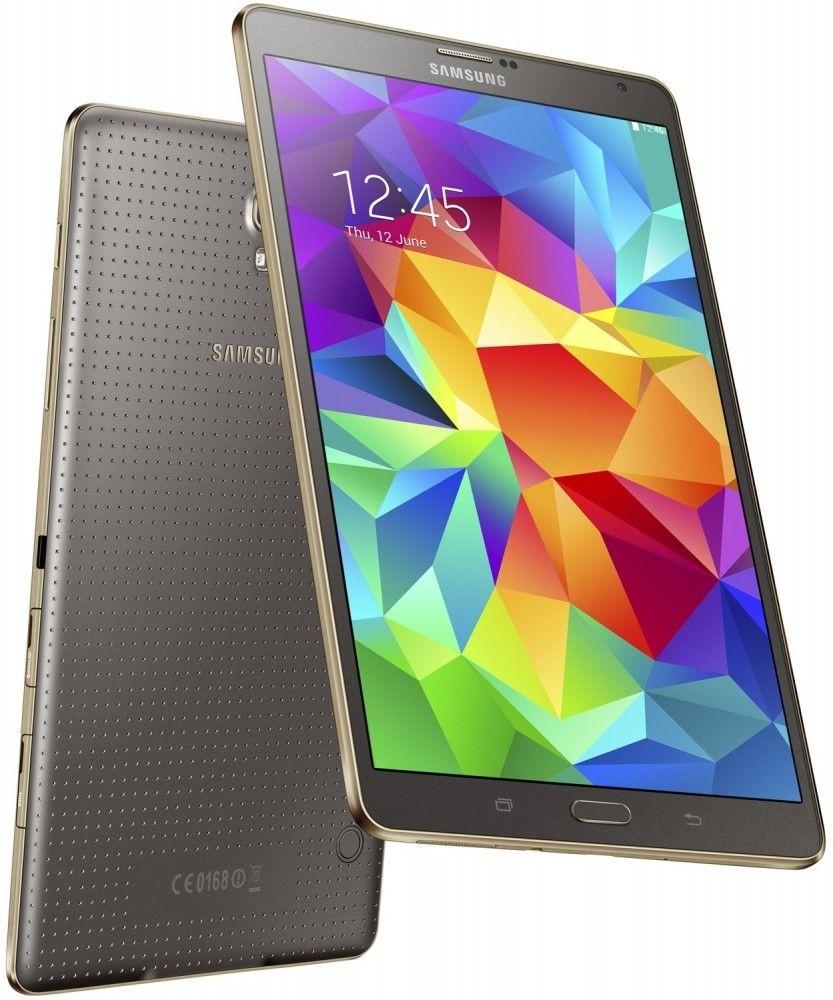 Планшет Samsung Galaxy Tab S 8.4 16GB LTE Titanium Bronze (SM-T705NTSASEK) - 4
