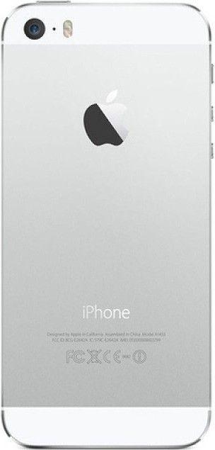 Мобильный телефон Apple iPhone 5S 64GB Silver - 1