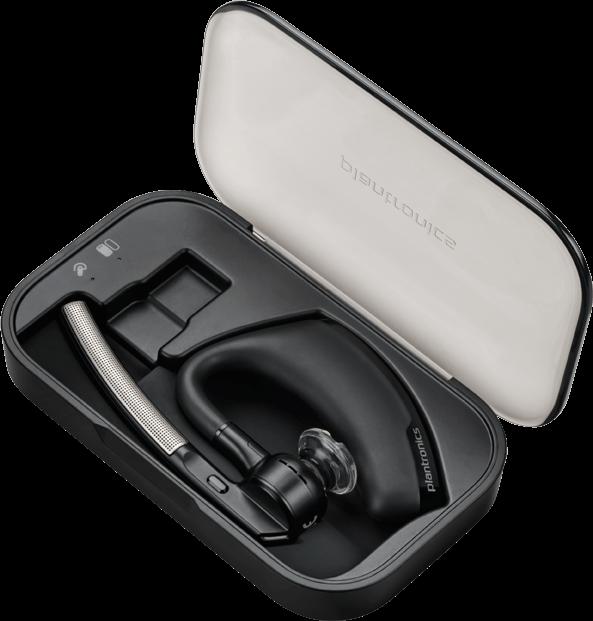 Bluetooth-гарнитура Plantronics Voyager Legend + чехол - 4