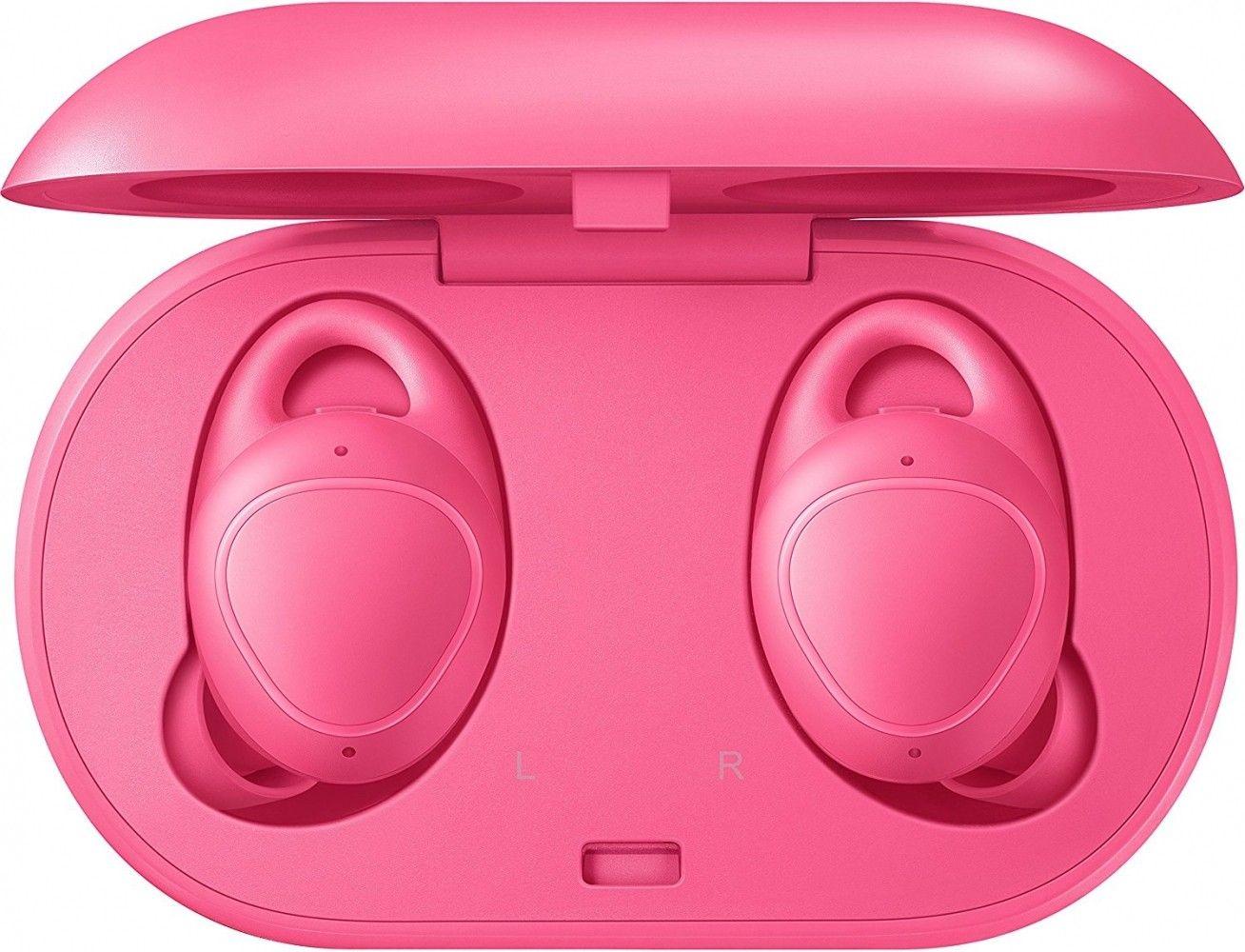 Беспроводные наушники Samsung Gear IconX 2018 Pink (SM-R140NZIASEK) от Територія твоєї техніки - 8