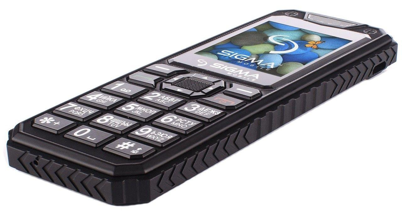 Мобильный телефон Sigma mobile X-style 11 Dragon Black - 4