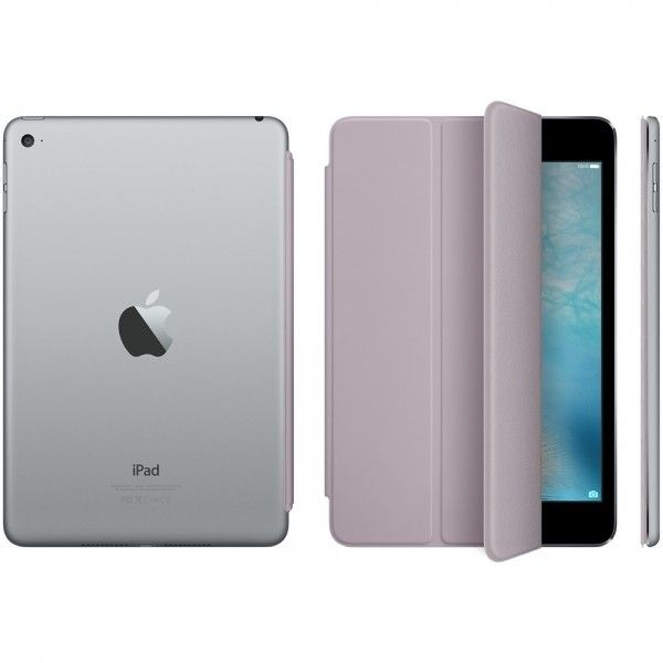 Чехол-книжка Apple Smart Cover для iPad mini 4 (MKM42ZM/A) Lavender - 1