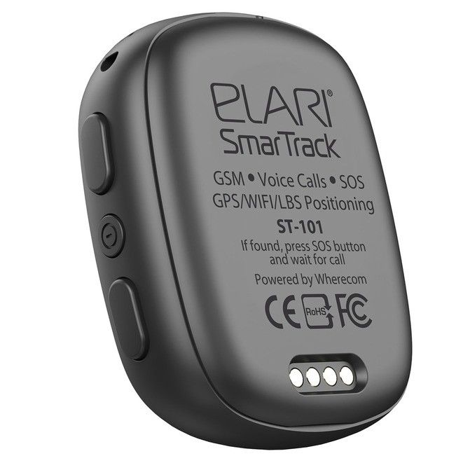 Трекер ELARI Smart Track Black (ELSTBLK) - 6