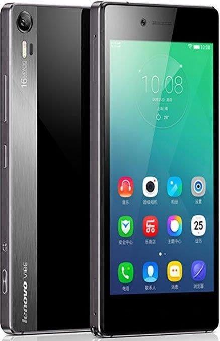 Мобильный телефон Lenovo Vibe Shot Z90-7 Graphite Gray - 1