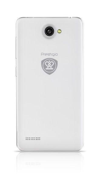 Мобильный телефон Prestigio MultiPhone 3457 Wize F3 White - 1