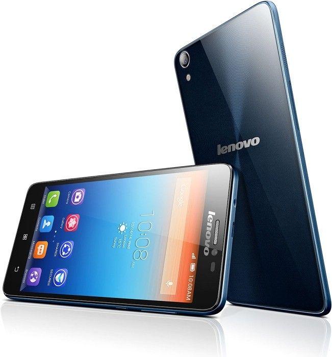 Мобильный телефон Lenovo IdeaPhone S850 Dark Blue - 6