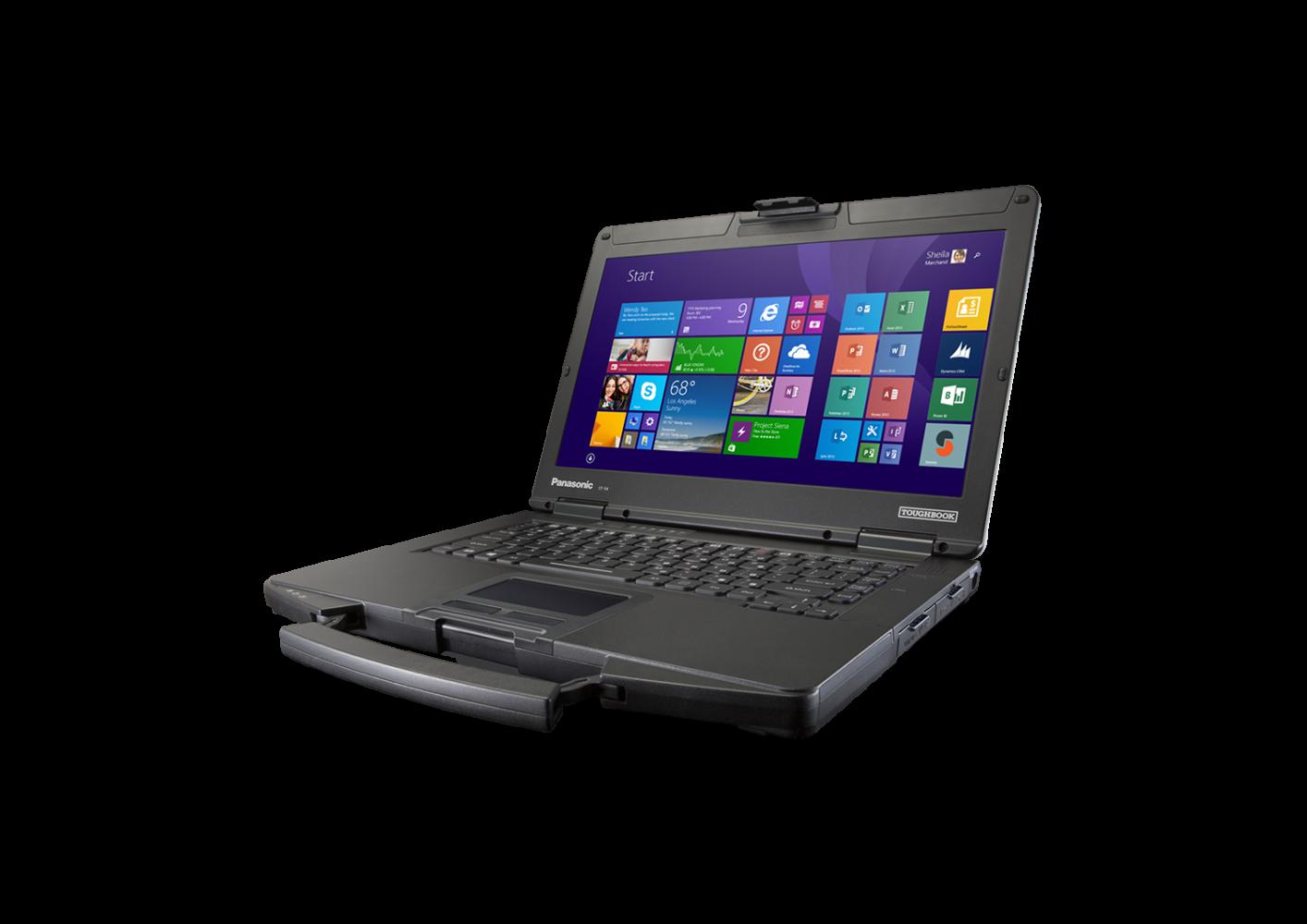 Ноутбук Panasonic Toughbook CF-54 (CF-54AZ002E9) - 1