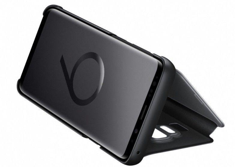 Чехол-Книжка Samsung Clear View Standing Cover S9 Plus Black (EF-ZG965CBEGRU) от Територія твоєї техніки - 3
