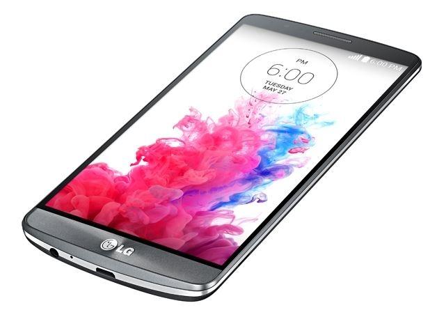 Мобильный телефон LG D855 G3 16GB Black - 1