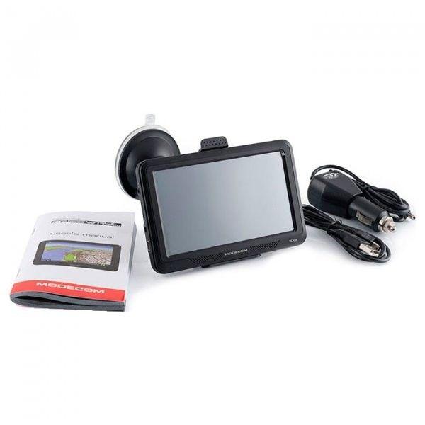GPS-навигатор Modecom FreeWAY SX2 MapFactor (NAV-FREEWAYSX2-MF-EU)