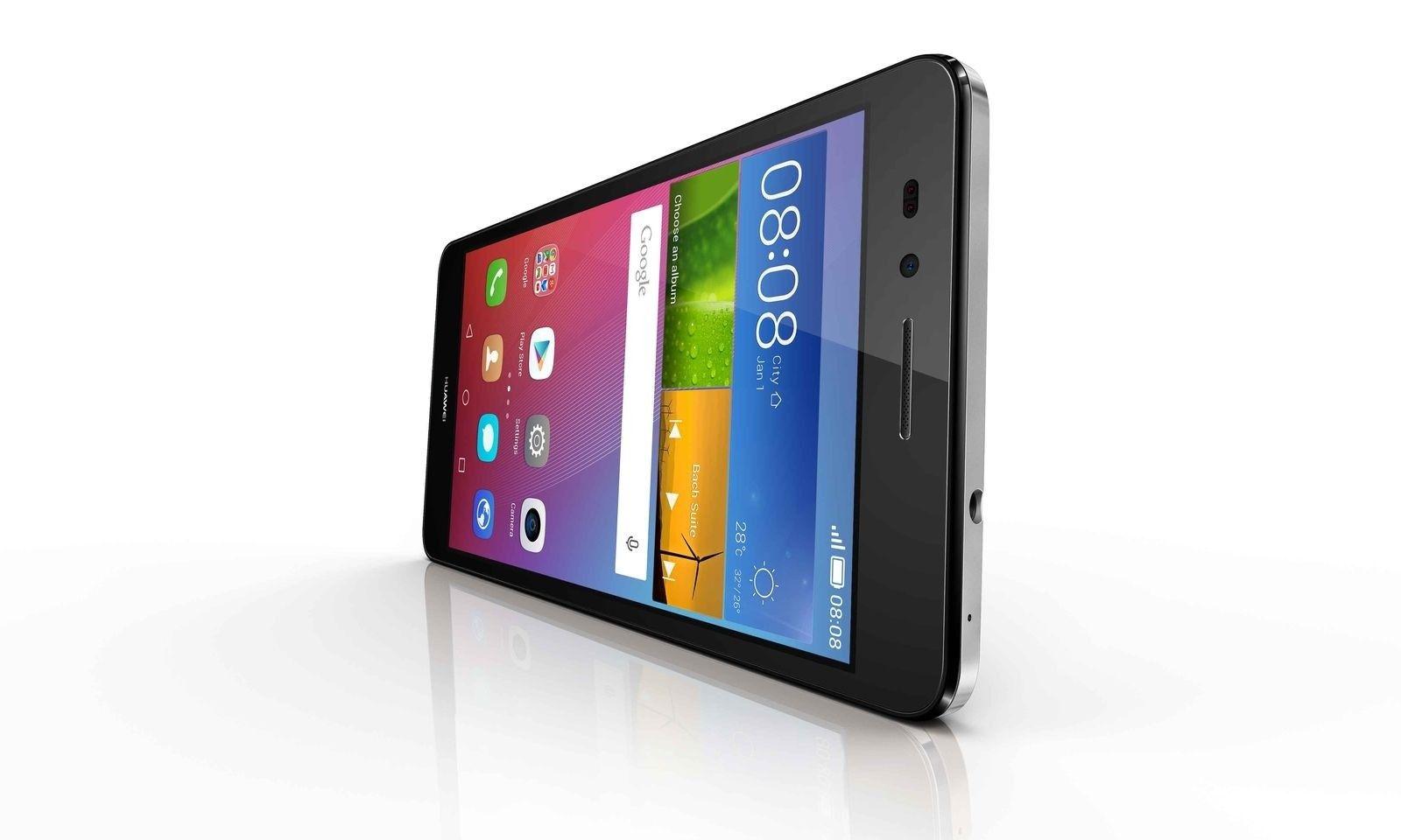 Мобильный телефон Huawei GR5 Dual Sim Black - 6