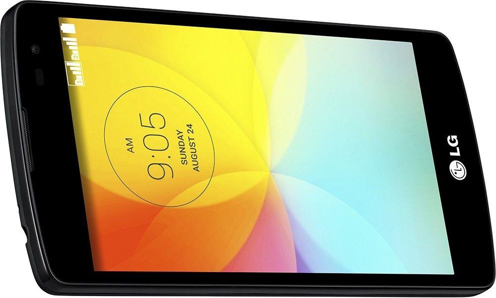Мобильный телефон LG L Fino D295 Dual Sim Black - 7